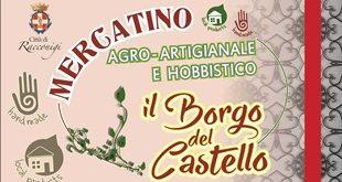 """Domani, penultimo appuntamento per il 2017 con """"Il Borgo del Castello"""""""