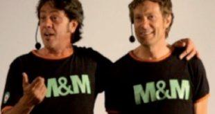 """Marco & Mauro sul palco dell'Elios con """"Badola"""""""