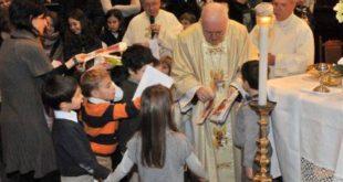 Visita del vescovo Nosiglia all'Unità Pastorale 57