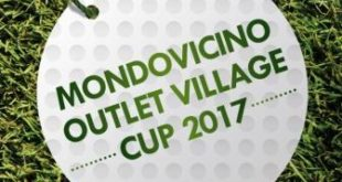 "Arriva a Carmagnola la ""Mondovicino Outlet Village Cup 2017 – Golf for Good"""