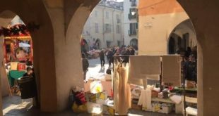"""Trovarobe"", domenica a Racconigi"