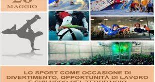 A Carmagnola lo sport è divertimento, lavoro e sviluppo