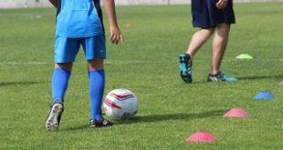 Termina l'attività «Anche io voglio giocare a calcio»