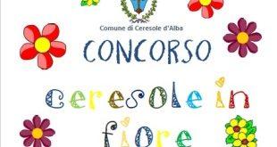"""""""Ceresole in fiore"""", il 3 settembre la premiazione"""
