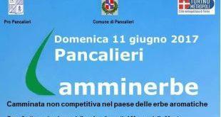 """""Camminerbe"" a Pancalieri"