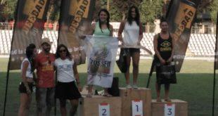 Argento per il CrossFit FreeMind