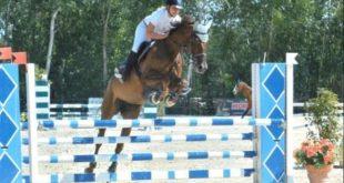 Ippica: argento per la carmagnolese Guietti al Campionato regionale