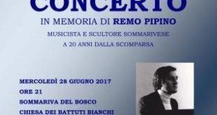 Sommariva Bosco, concerto in memoria di Remo Pipino