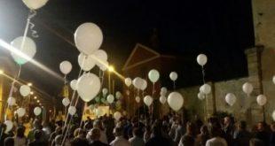 Commemorazione martiri di Ceresole, ritrovato un palloncino a Comazzo (Lodi)