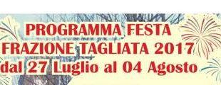 """Continua fino al 4 agosto la festa alla """"Tagliata"""""""