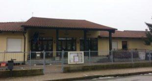Lavori di manutenzione straordinaria alla scuola Salerni di Lombriasco