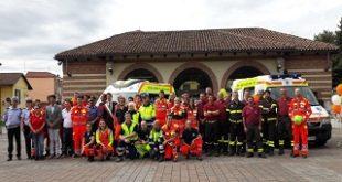 Villastellone: inaugurati due nuovi mezzi della Croce Verde