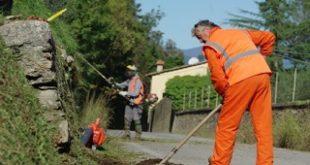 Villastellone: manutenzione del verde e delle aree pubbliche per due disoccupati