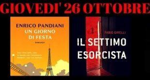 "Aperilibro con Fabio Girelli ed Enrico Pandiani di ""Torinoir"""