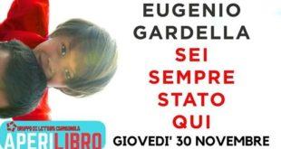Aperilibro 2017: chiusura con Eugenio Gardella