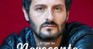 Fabio Troiano legge Baricco al teatro Elios