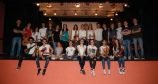 """Concerto di Natale dell'orchestra giovanile """"Offerta Musicale"""" di Sommariva Bosco"""