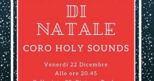 holy sounds natale carmagnola