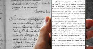 Villastellone ha un nuovo archivio storico online