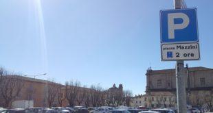 disco orario piazza Mazzini
