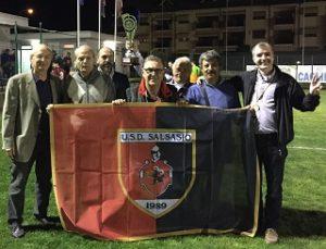 Salsasio calcio coppa Piemonte campioni 2018