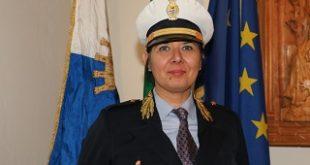 Donatella Creuso nuovo comandante dei vigili urbani