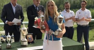 Golf: Caterina Don ancora tricolore ad Asolo
