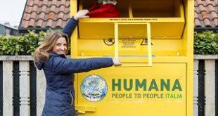 Indumenti usati: Covar14 rinnova l'appalto a Humana