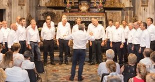 Cantando sul Po, festa della musica con la Corale carignanese