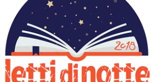 Letti di Notte 2018 festival letterario Carmagnola