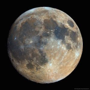 Pralormo luna