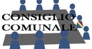 Consiglio comunale di Carignano seduta di luglio 2018