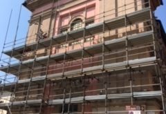 restauro chiesa misericordia