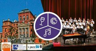 Jazz & Wine: musica, arte e sapori al castello di Racconigi
