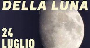 Notte della Luna alla Vigna con l'astronomo Walter Ferreri