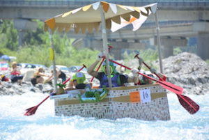 Lav Veg Boat Carton Rapid Race 2018