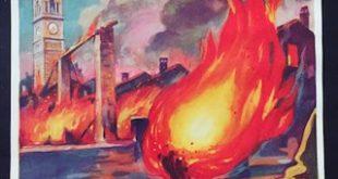 Salsasio ricorda l'incendio del Borgo del 1944 per mano nazista