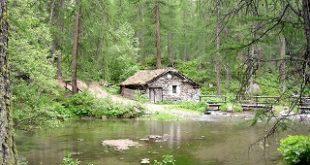 Lago di Pellaud Gran Paradiso