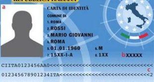 Carte identità elettroniche