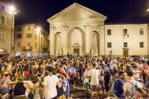 CampoBosco piazza Sant'Agostino