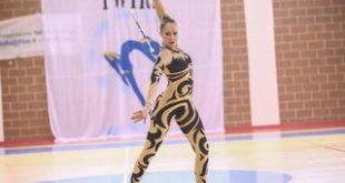 """Twirling: tre studenti del """"Bobbio"""" ai Mondiali in Florida"""