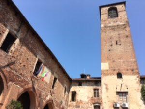 castello municipio Carmagnola uffici ph. Francesco Rasero Il Carmagnolese
