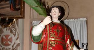 Venerdì a Santena i festeggiamenti per San Lorenzo
