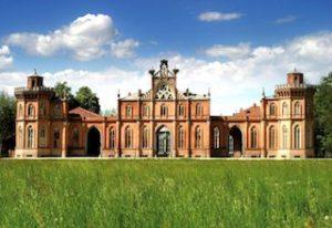 margaria castello Racconigi visite estate agosto