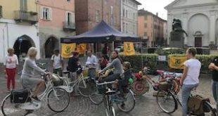 Giretto d'Italia: anche Carmagnola per la mobilità sostenibile