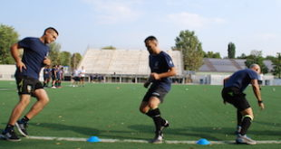 Arbitri di calcio: raduno pre-campionato ad Alba