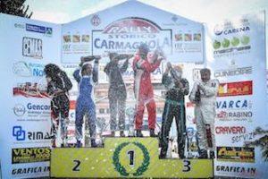 Rally Storico Carmagnola 2018
