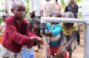 Crescere Insieme acquedotto Igoji Kenya