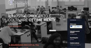 il nuovo sito del Baldessano Roccati
