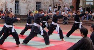 Una giornata di Festa dello Sport a Carmagnola